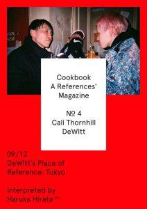D. E. COOKBOOK MAGAZINE Nº4 CALI THORNHILL DEWITT-09/12 and 10/12 Covers (2019)-96