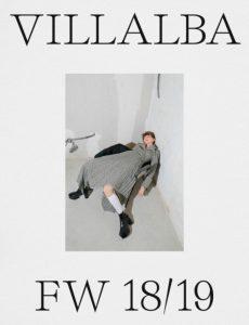 D. E. VILLALBA FW18/19 & RTE18/19-Campaign Posters (2018)-46