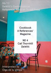 D. E. COOKBOOK MAGAZINE Nº4 CALI THORNHILL DEWITT-05/12 and 06/12 Covers (2018)-119