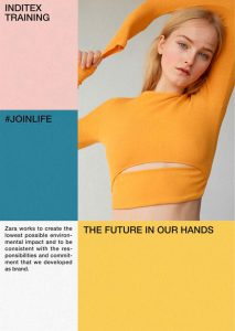 """D. E. INDITEX """"THE FUTURE IN OUR HANDS"""" -Communication Layout (2017)-43"""