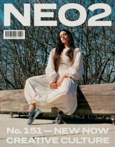 D. E. NEO2 CREATIVE CULTURE MAGAZINE - No. 151 Cover (2017)-7