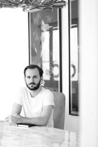 Diego Etxeberria Portrait